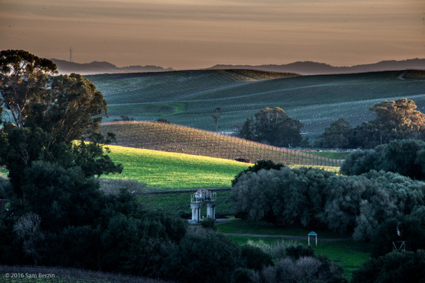 Napa Valley by SBerzin