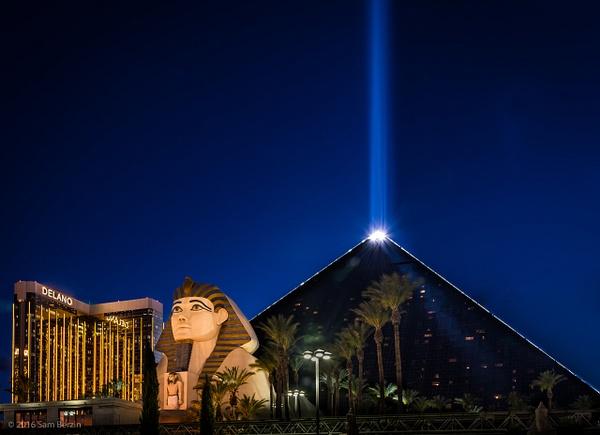 Las Vegas by SBerzin