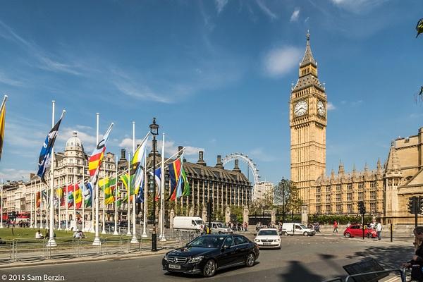 London by SBerzin