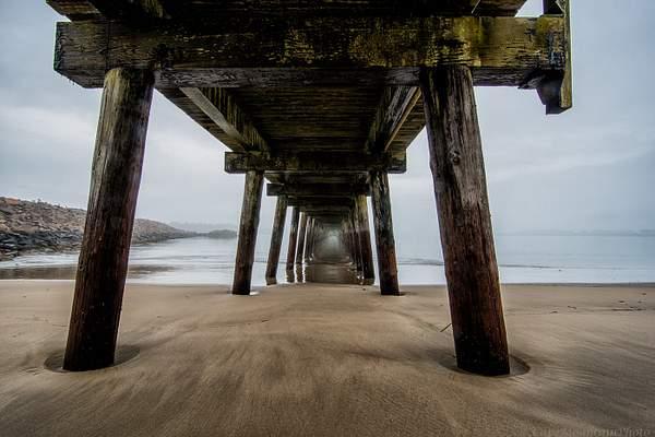 Magic World Under the Pier