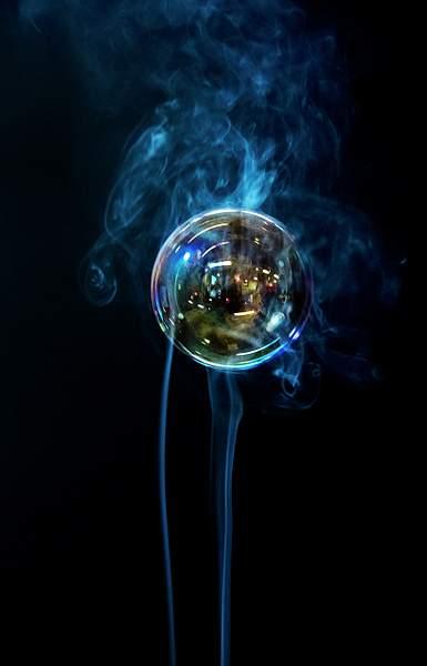 Bubble and Smoke