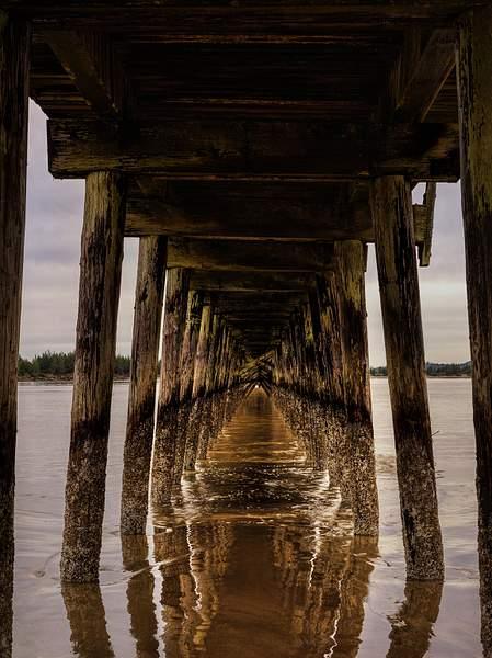 Under the WInchester Bay Pierof 1)
