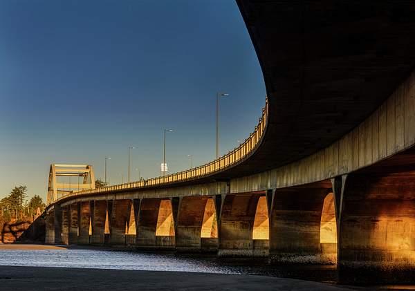 Waldport Bridge