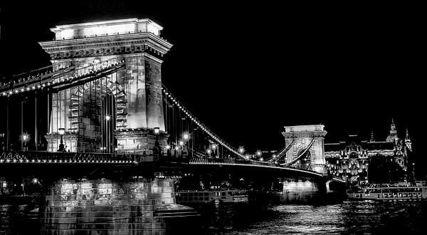 The Chain Bridge-Jerry Forrest
