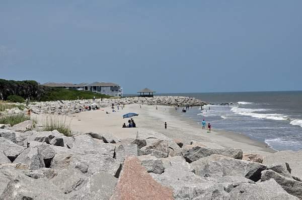 Ft Fisher Beach