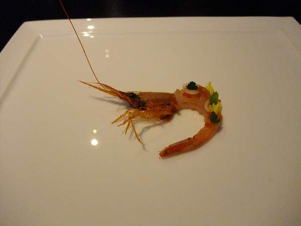 Shrimp - gumbo flavors