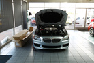 Long Beach BMW M Performance Point of Sale Installation