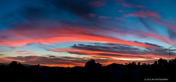 Sunset by Matt H by Matt H