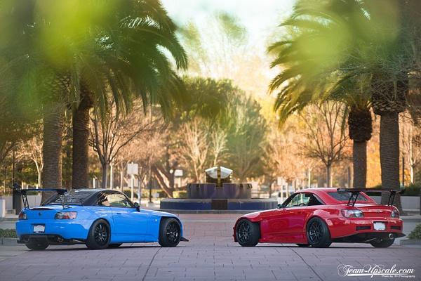 Red and Blue S2k - final by Matt H