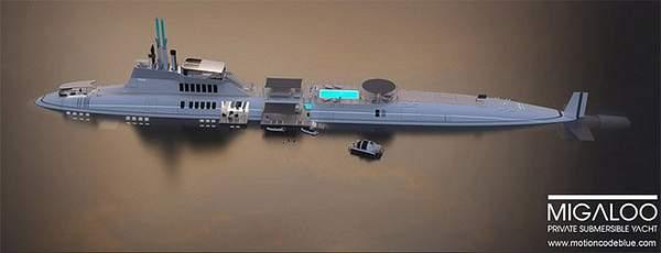 Luxury-Private-Submarine-Yacht