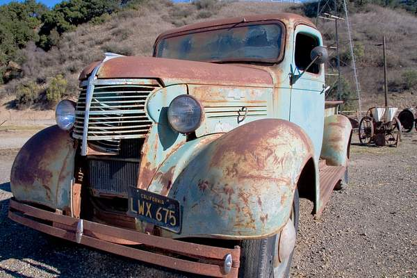 A Rusted Beauty