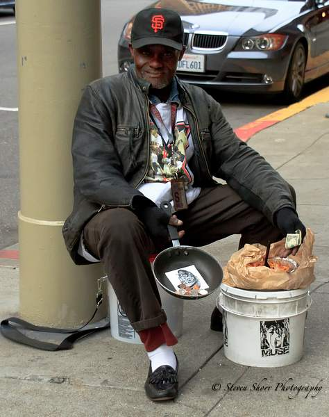 The Real Panhandler