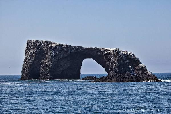 Aancapa Island Arch