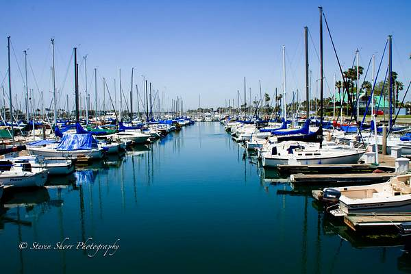 Long Beach Marina 2