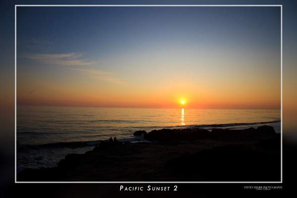 Pacific Sunset 2