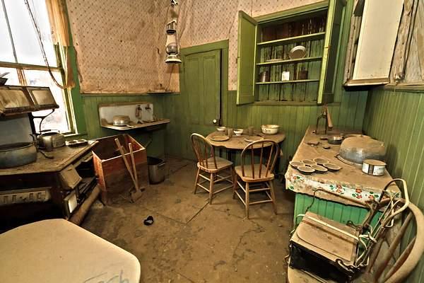 A Bodie Kitchen