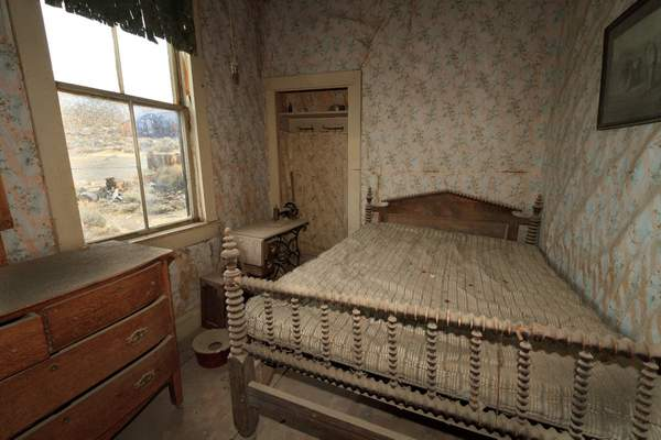 A Bodie Bedroom