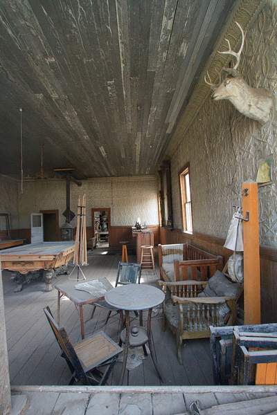 Bodie Hotel Lounge