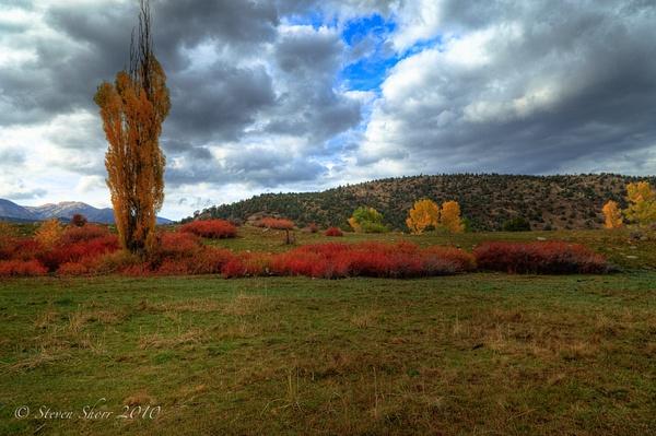 Eastern Sierra Trip October 2010 by Steven Shorr