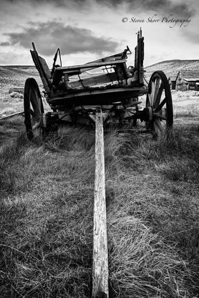 Old Wagon 3 Bodie-2010 HDR