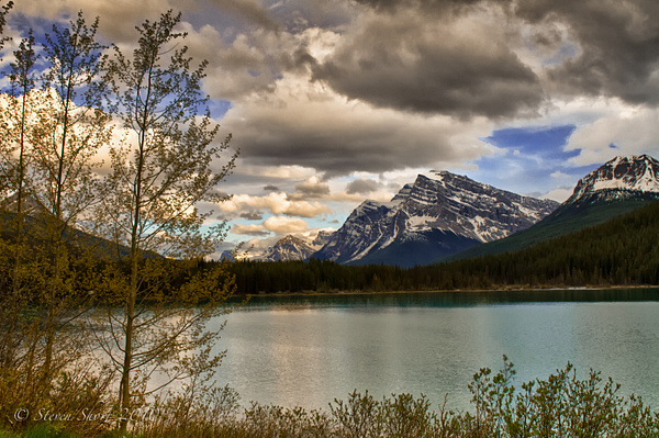Canadian Rockies 2011 by Steven Shorr