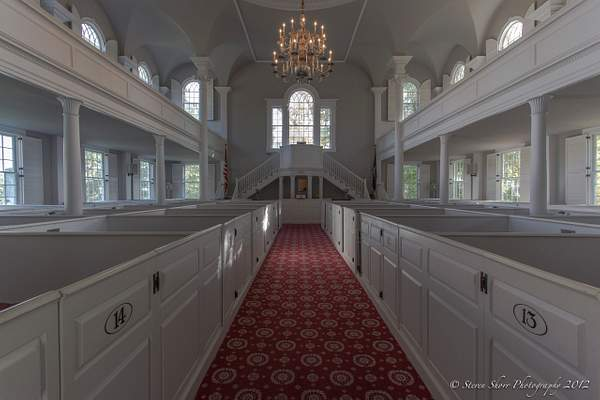Bennington Church-5