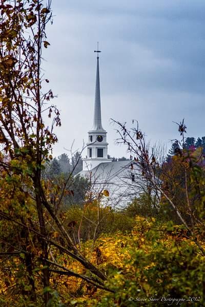 Stowe Church VT