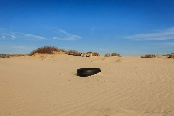 Barstow Sand Dunes-1