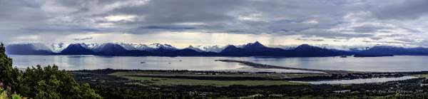 Homer Spit Pano