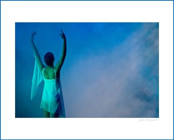 The Blue Angel Dance