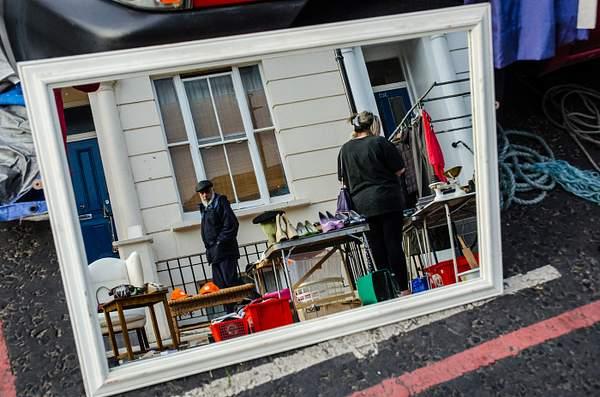Portobello Market- London