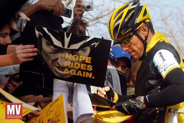 Lance Armstrong, Tour of Califonia