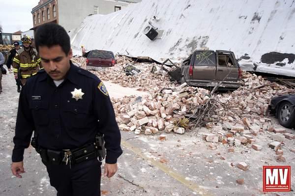 Earthquake, Paso Robles, CA