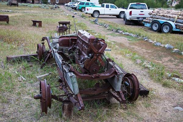 Saw Relic in Custer