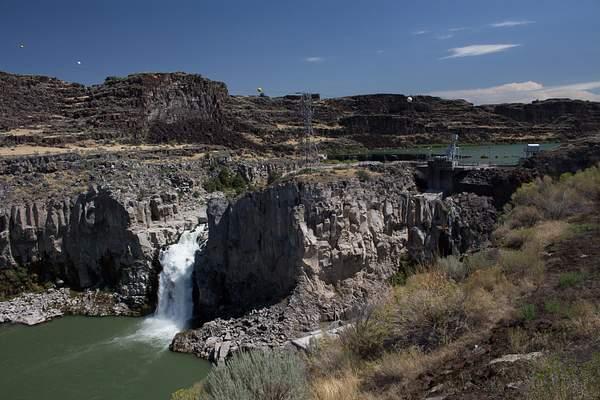 Twin Falls nr Twin Falls ID