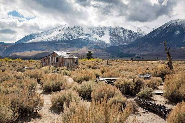 Old Shack & Sierra Nevada-Edit