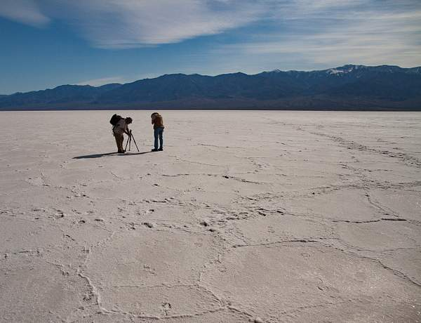 Photographers on the Salt