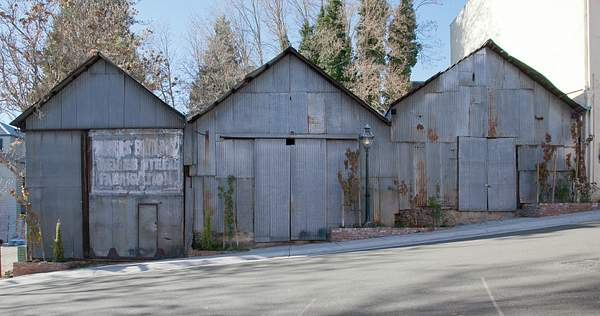 Blacksmith Shop in Auburn (recently demolished).jpg