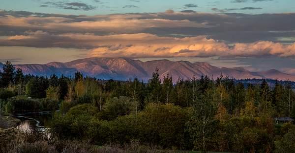 East Across Antellope Valley