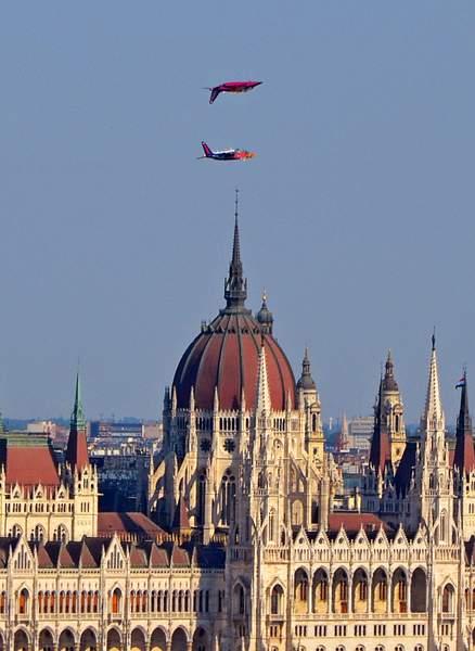 Red Bull Air Race Flying Bulls