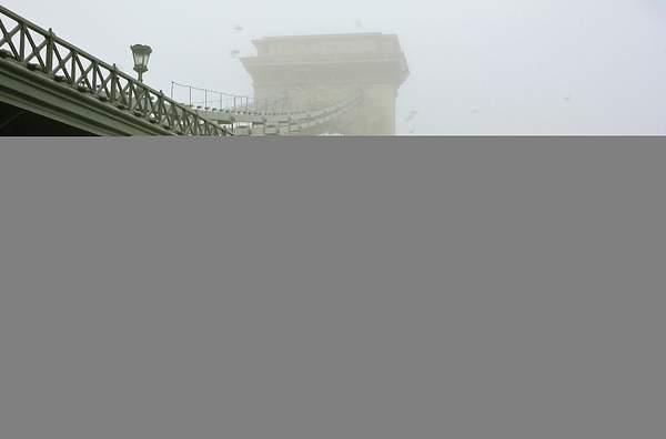 Foggy Budapest