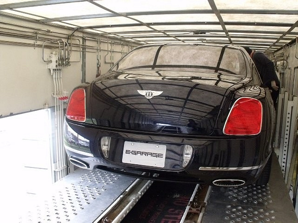 2011 Bentley Flying Speed by EGARAGE by EGARAGE