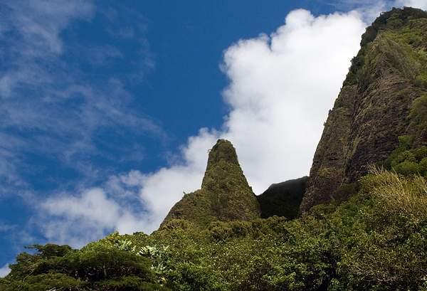 Ioa Needle, Ioa State Park, Maui, Hawaii