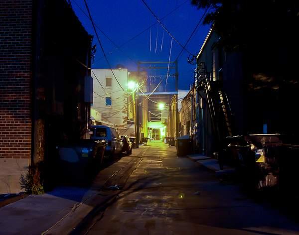 Missoula Alley