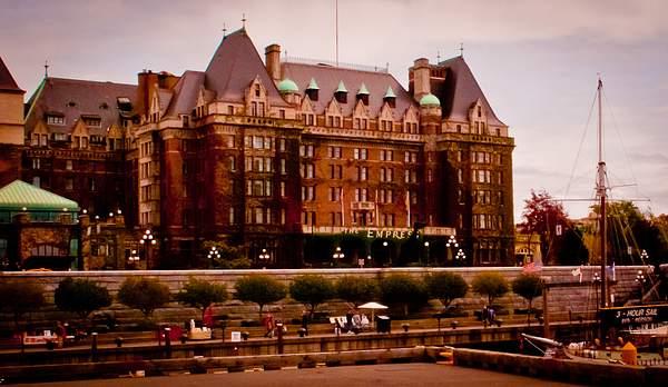 Empress Hotel-Day