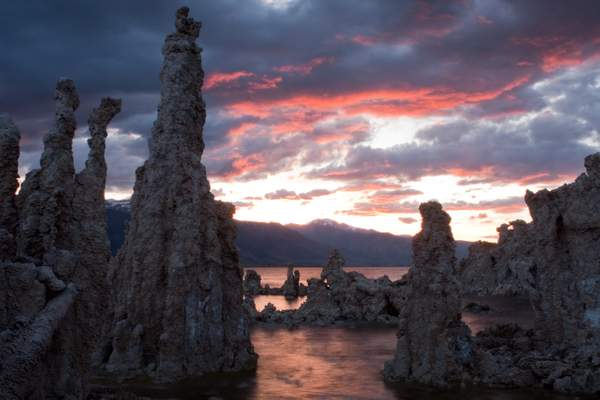 Tufa Sunset