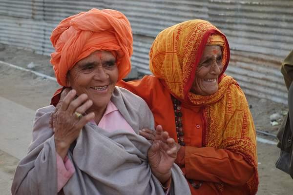 Kumbh Mela Festival, India 2012
