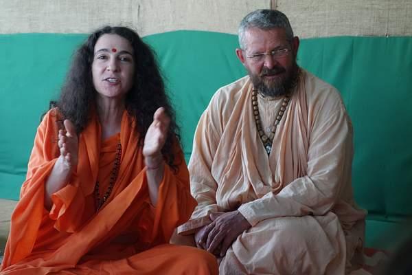 Spiritual Leaders, Kumbh Mela Festival, India