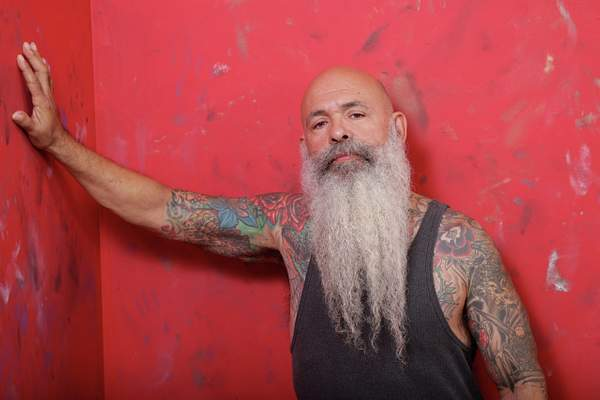 Bearded Man, San Francisco