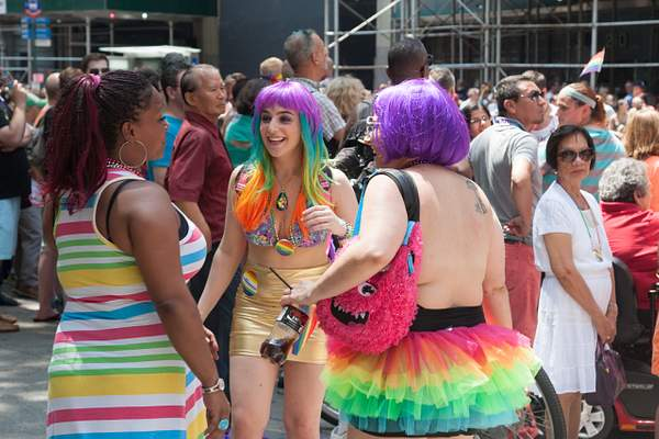 NYC Pride Day 2014